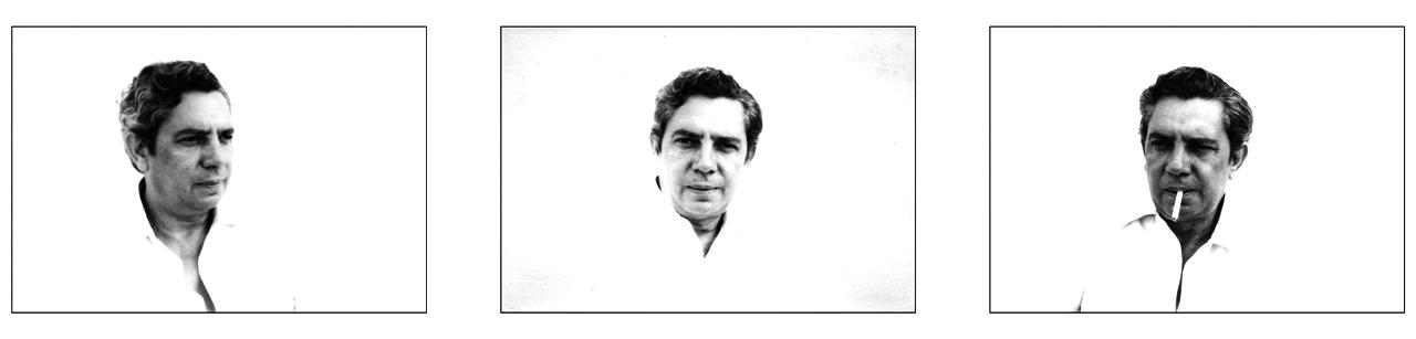 retratos del escultor Amador